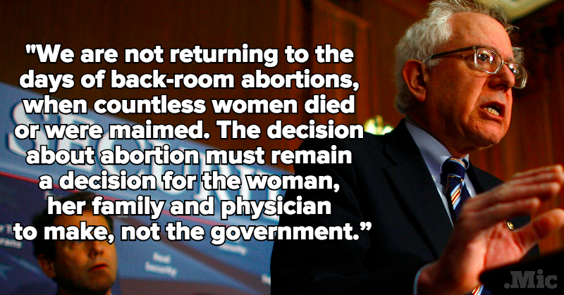5 Powerful Quotes That Prove Bernie Sanders Is A Damn Good