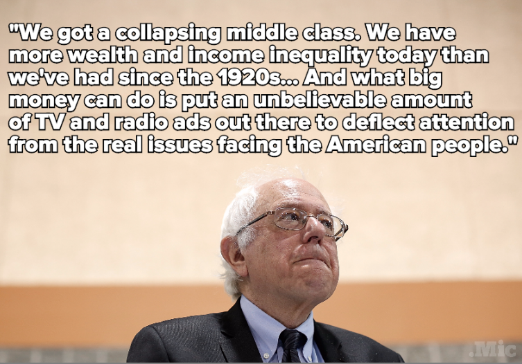 11 Powerful Quotes From Bernie Sanders To Share On Social