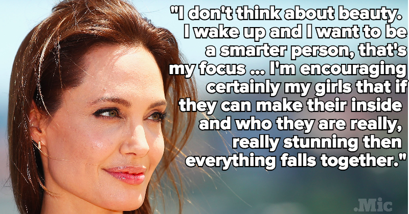 5 powerful quotes prove angelina jolie is a feminist