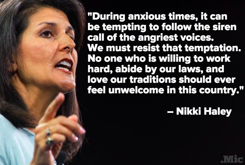 #MemeOfTheWeek: The Racial Politics Of Nikki Haley