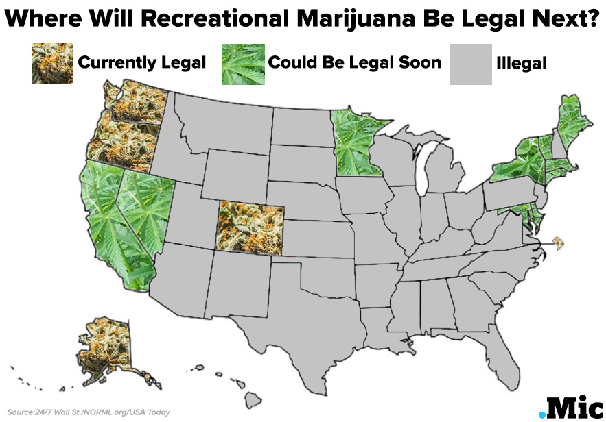 Marijuana should be legalized for both recreational and medical use