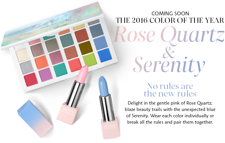 Sephora and Pantone Launch Makeup Line for 2019