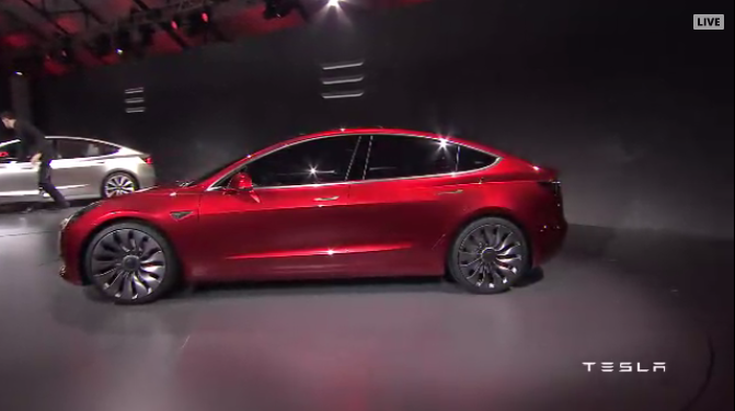 Tesla Model 3 Unveiled -- Here's Everything to Know About Elon Musk's Latest Reveal