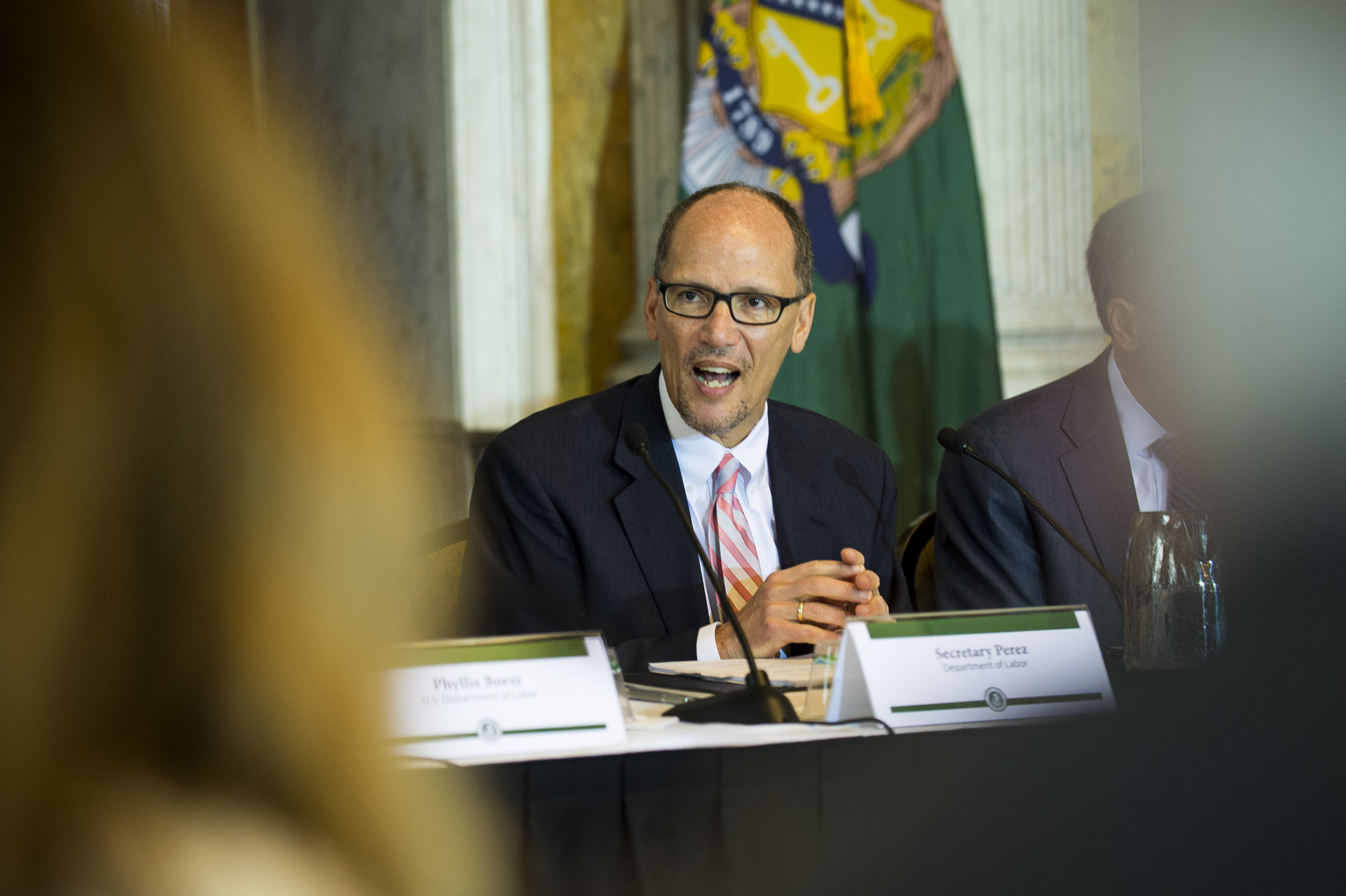 VDP Welcomes Secretary Tom Perez as New DNC Chair