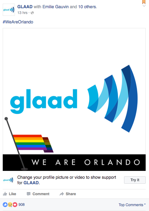 "How to Change Your Facebook Photo to ""We Are Orlando"" and Pride Flag After Pulse Shooting"