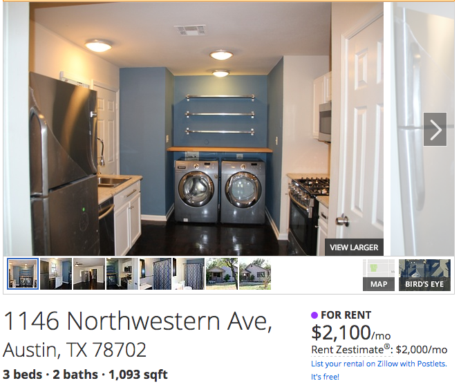 Zillow List Rental: These Historically Black Neighborhoods Are Now Out Of