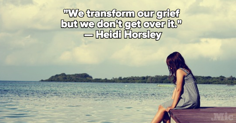 8 Lies We Need to Give Up About What It Means to Grieve