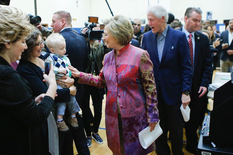 With Newfound Confidence After NY Primary, Clinton Is Finally Having Fun With Fashion