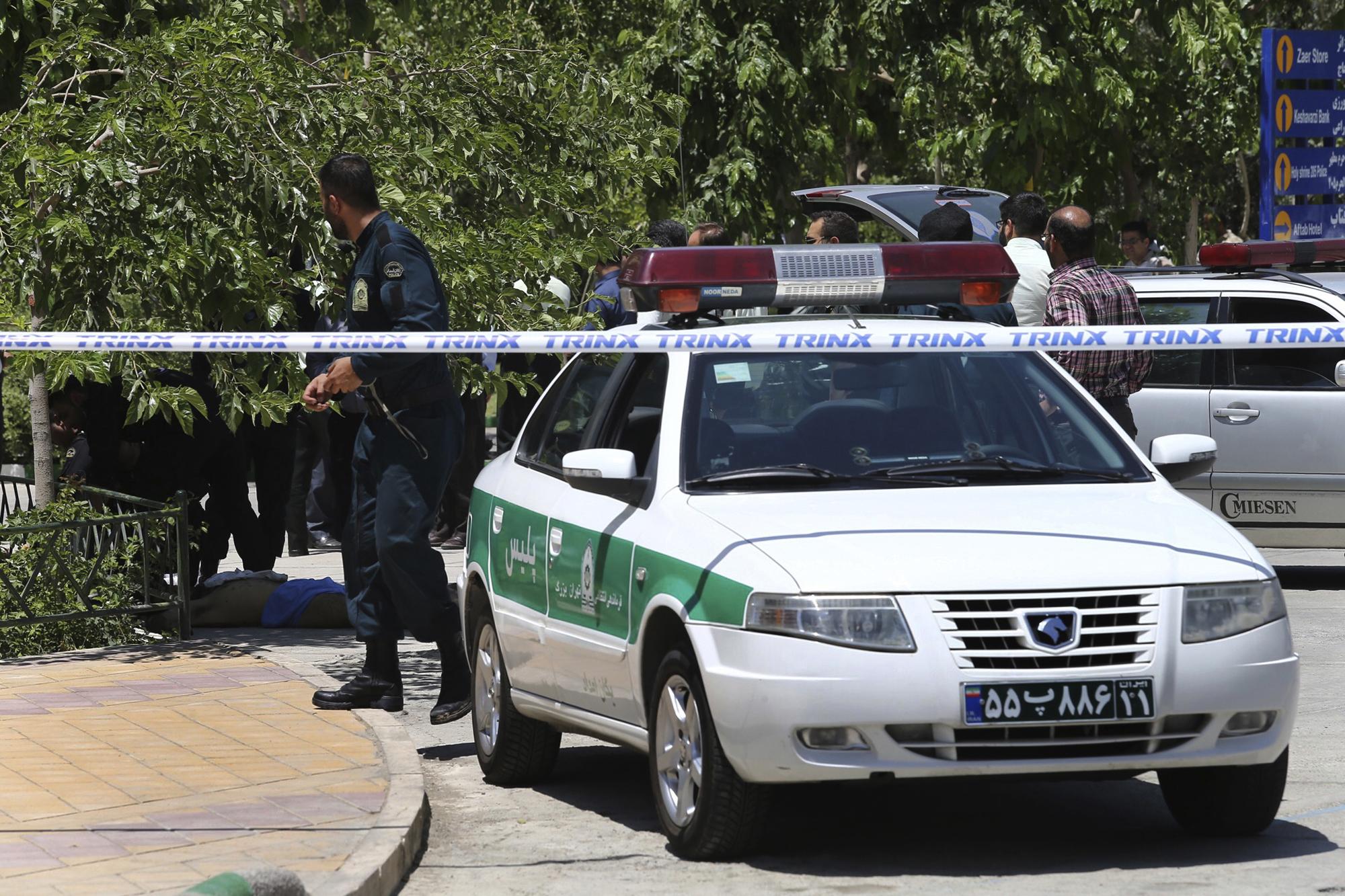 Mastermind of Tehran Attack Has Been Killed: Iran