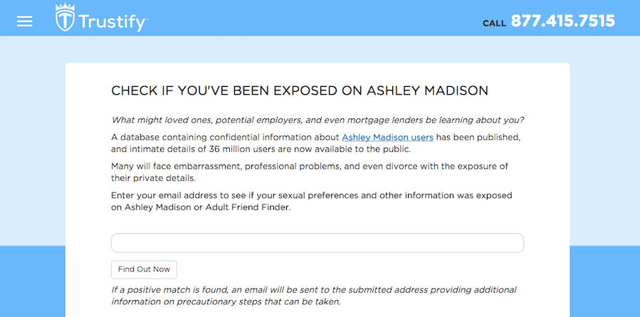 videos cdbead message from ashleymadison hack victims
