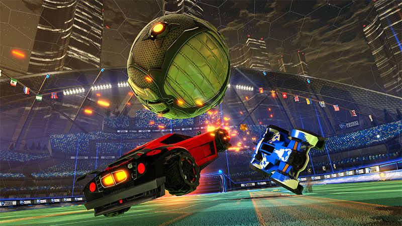 Rocket League coming to Nintendo Switch this holiday season