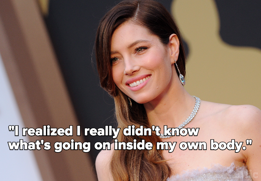 Jessica Biel Wants Women to Talk About Their Periods in New Video Series