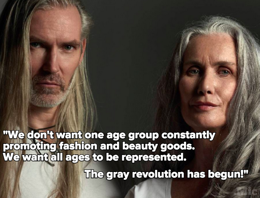 One Modeling Agency Is Redefining What We Think About Age