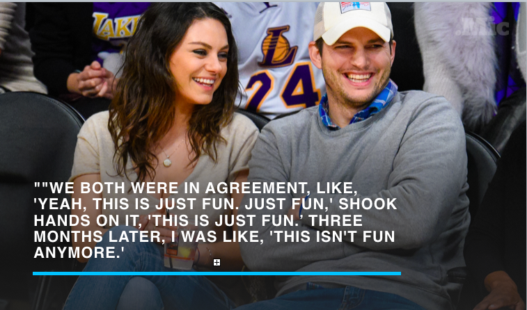 Mila Kunis Just Answered the Question: Can You Turn a Hookup Into a Boyfriend?