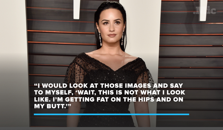 Demi Lovato Reveals the Unfortunate Effect Beauty Pageants Had on Her Health Growing Up