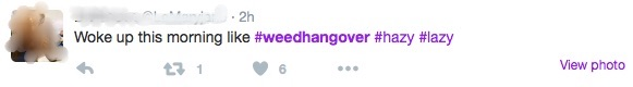 Is the Weed Hangover Real? These Tweets Show What It's Like to Wake Up After 420