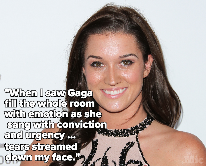 Jade Roper From 'The Bachelor' Shares Rape Story After Lady Gaga's 2016 Oscars Performance