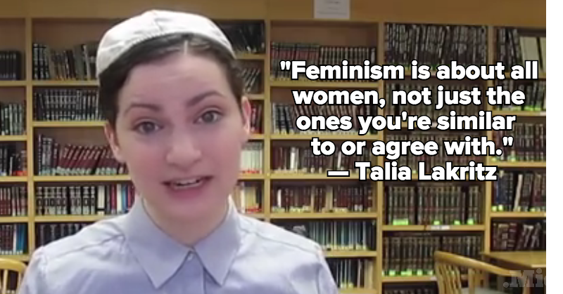 This Is the Struggle Women Face Reconciling Their Religion With Their Feminism