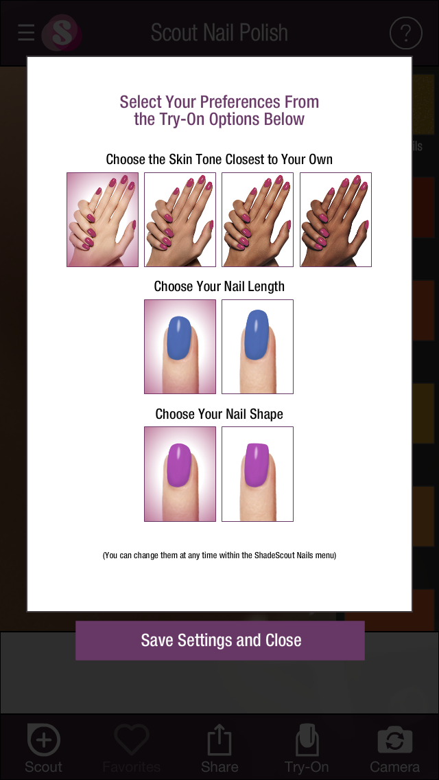 This App Finds You Nail Polish to Match Literally Any Color Around You