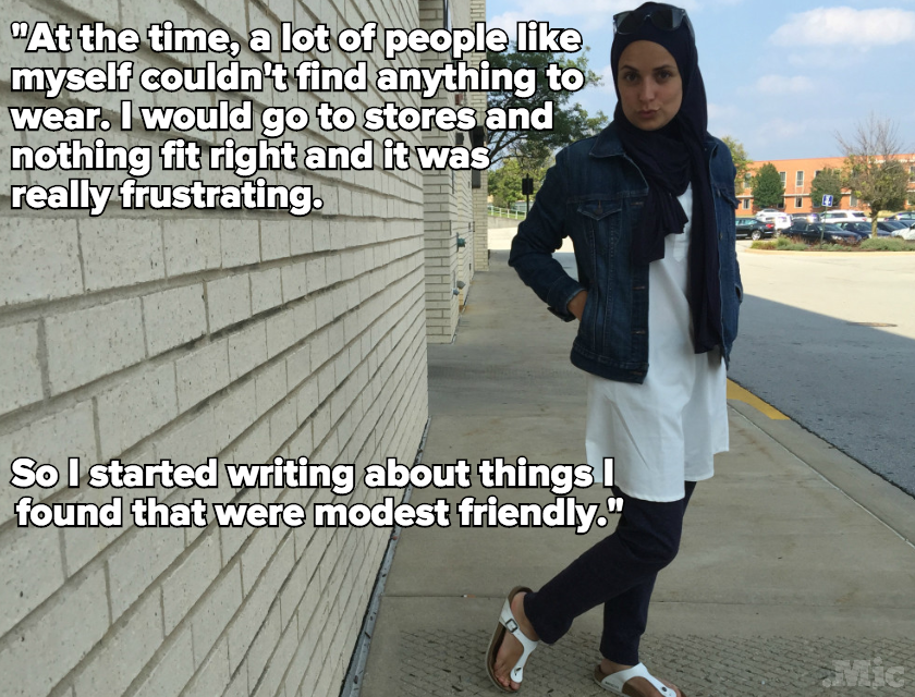 "These Fashion Bloggers Are Flipping the Script on What It Means to Be ""Modest"""