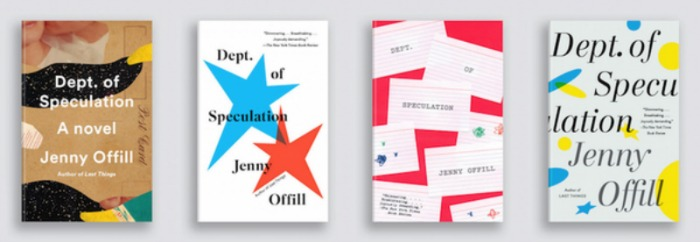 Jenny Offill Takes Readers from the Personal to the Cosmic in 'Dept. of Speculation'
