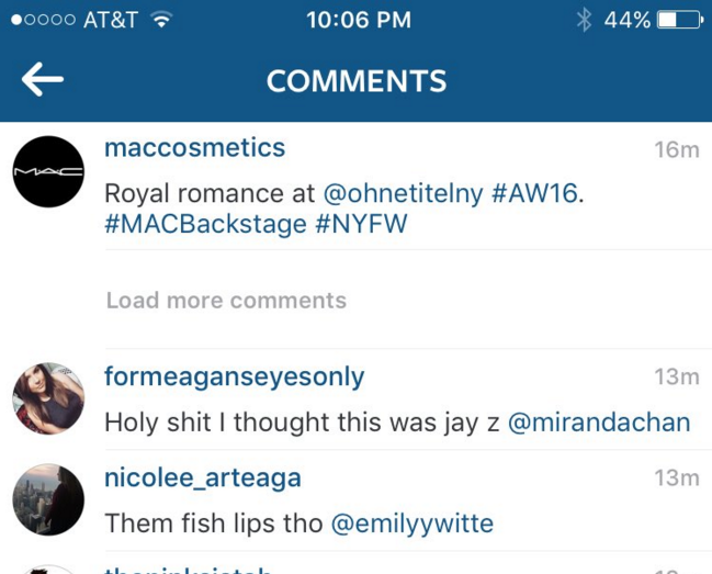 This Is What Happens When a Cosmetic Brand Posts a Photo of a Black Woman's Lips