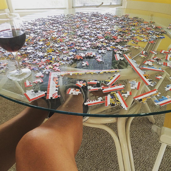 Free Holiday Gift Idea for Nerds: Turn Your Friends' Instagrams Into an Everlasting Puzzle