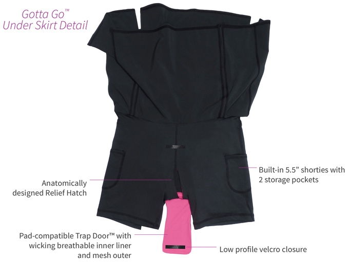 The Latest Clothing Innovation Lets Women Pee While Standing Up