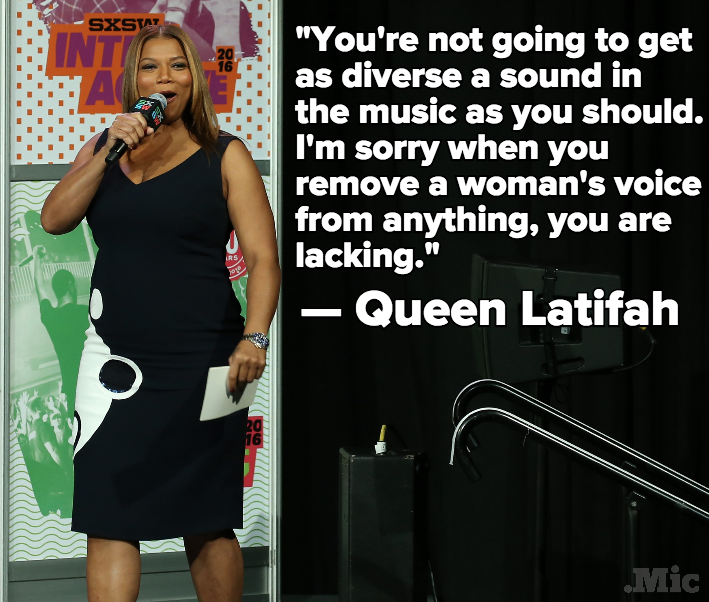 Missy Elliott and Queen Latifah Discuss the 1 Thing That's Missing From Hip-hop