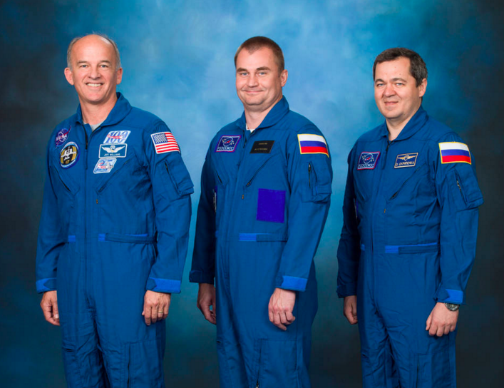 NASA Holding Press Conference on Expedition 48 — Here's How to Watch the Livestream