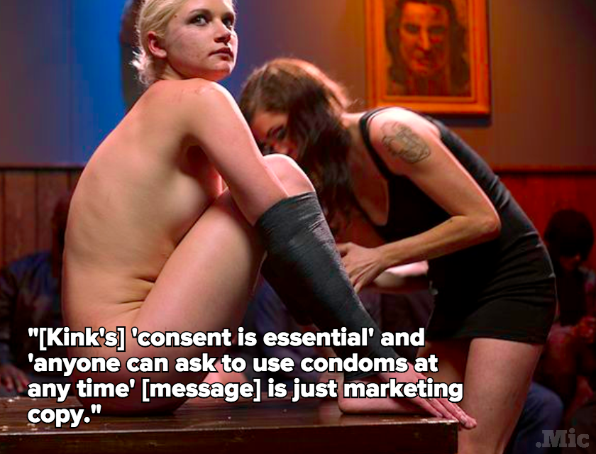 What's Going On At Kink.com, the Studio at the Center of the James Deen Allegations?