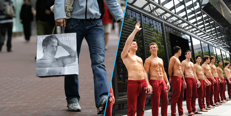 Abercrombie's First Campaign Under Its Rebrand Is Nearly Unrecognizable