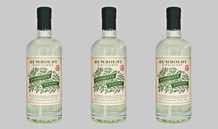 California's New Weed-Infused Vodka Tastes Just Like Pot, But Won't Get You Nearly as High