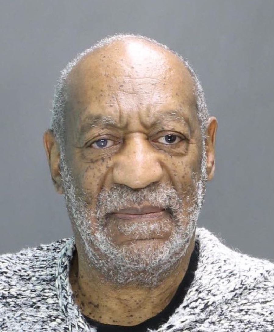 Bill Cosby's Mugshot Has Been Released