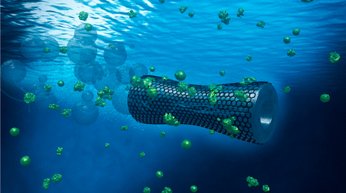 These Amazing Tiny Robots Can Suck the Lead Out of Polluted Water