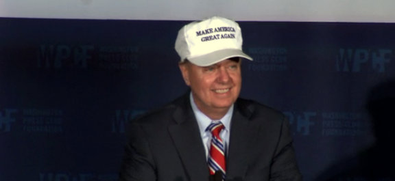"Lindsey Graham Says the Republican Party Has Gone ""Batshit Crazy"""