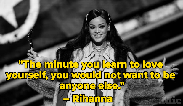 Rihanna Sent 3 Powerful Messages of Love to Black Girls Everywhere