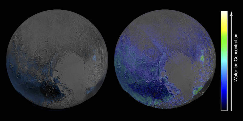 Pluto Is Full of Water Ice, Probably From the Tears It Cried When We Rejected It
