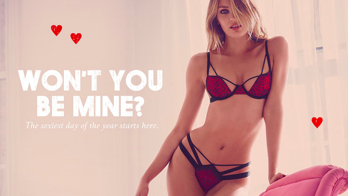 There's Only One Person You Should Buy Lingerie for This Valentine's Day: You