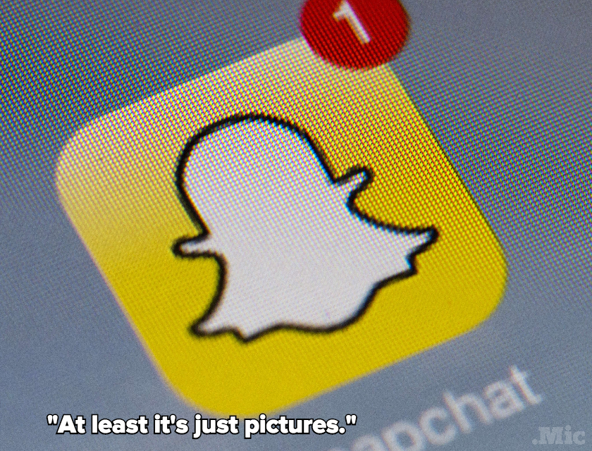 Why Snapchat Might Not Be Awesome For Your Relationship