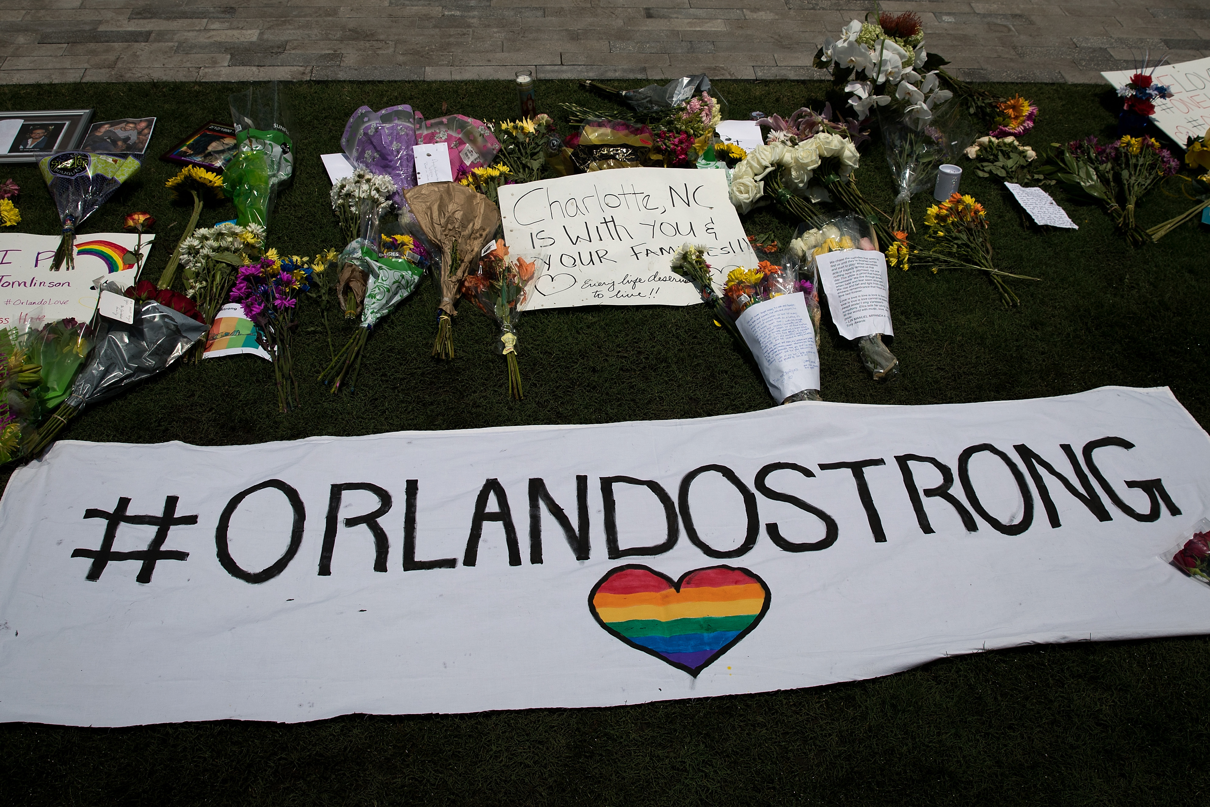 Florida Politicians Offer Condolences After Orlando, Still Won't Pass Laws to Protect LGBT
