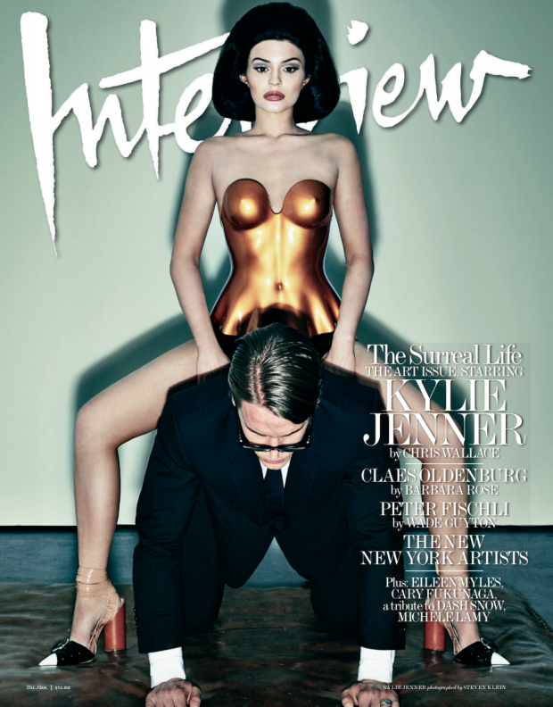 Kylie Jenner's Wheelchair Magazine Cover May Raise Some Eyebrows