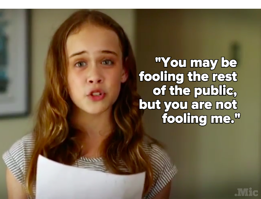 An 11-Year-Old Girl Just Took a Powerful Stand Against the Australian Government