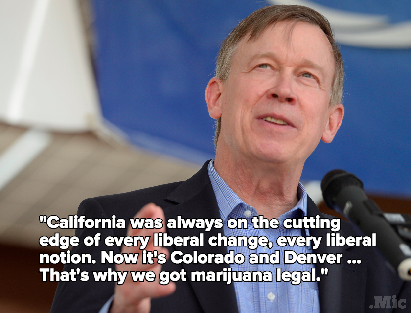 What Colorado's Governor Wants America to Know About Legalizing Weed