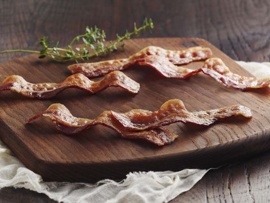 "Panera is now serving ""clean"" bacon — does that mean all other bacon is ""dirty""?"