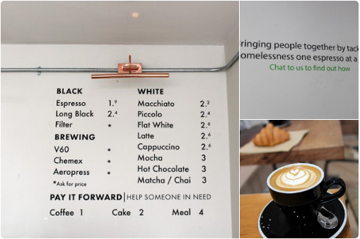 Everything About This Coffee Shop Is Pretty Standard — Except for Its Homeless Baristas