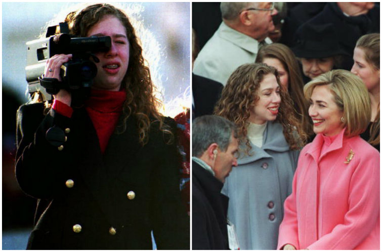 Unsung Style Icon: Chelsea Clinton, Fearless Embracer of Mom Jeans and Super Frizzy Hair