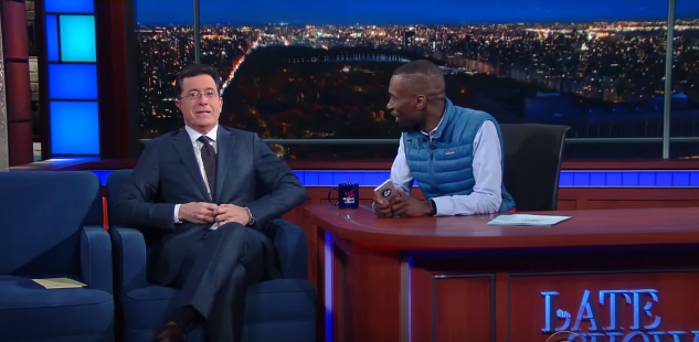 Stephen Colbert Checked His Privilege in the Best Way While Discussing #BlackLivesMatter