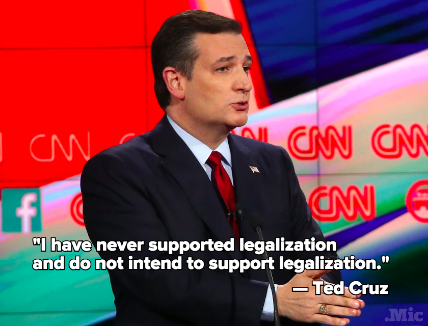 Marco Rubio Finally Forced Ted Cruz to Take A Stand on Undocumented Immigrants