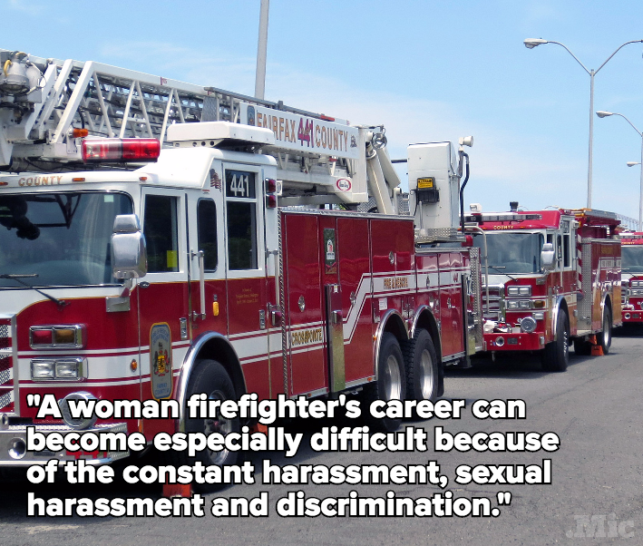Reports of Slut Shaming and Harassment Surface After Firefighter Takes Her Own Life